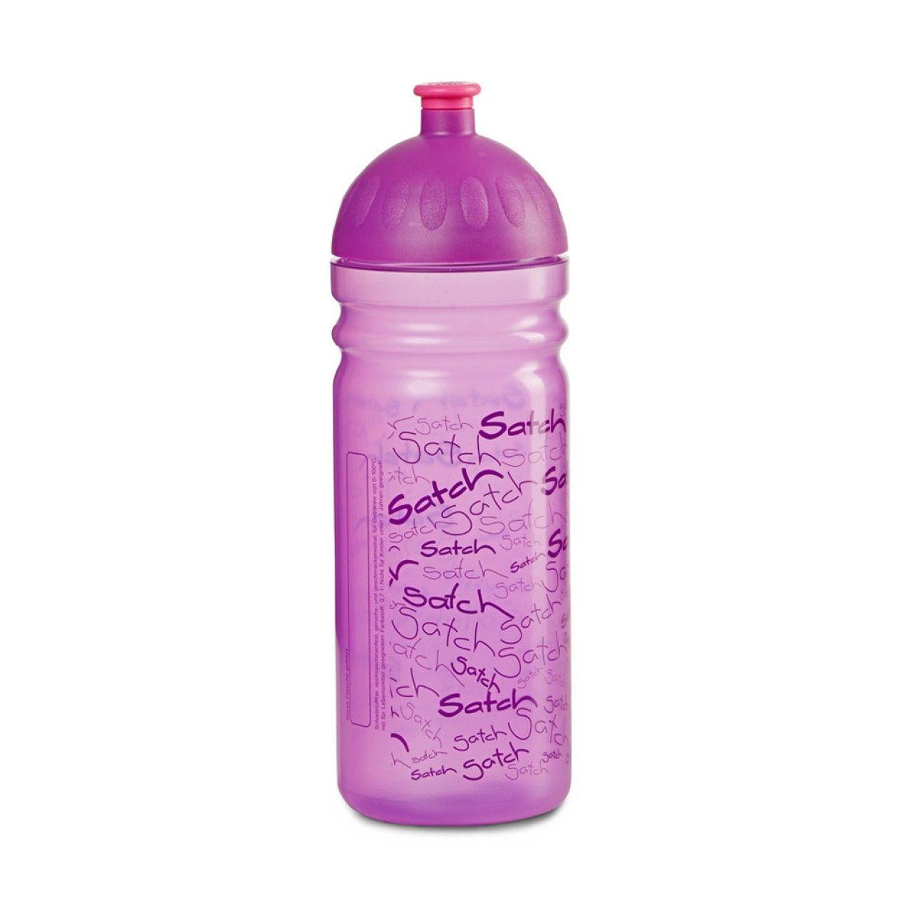 Satch Sports drikkeflaske fra satch (0,75l) - purple fra babygear.dk