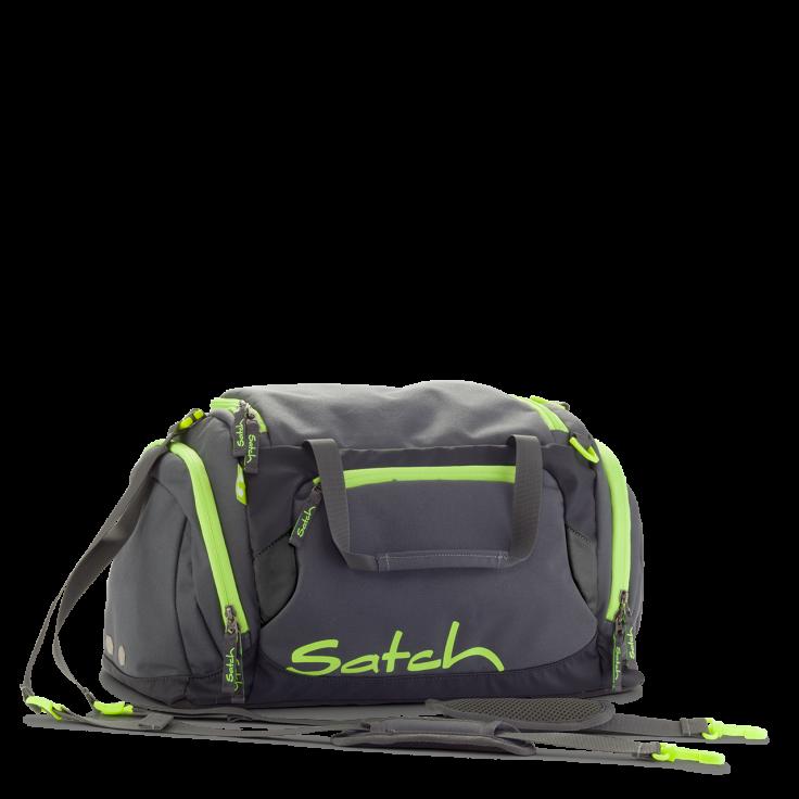 Sportstaske fra satch - duffle bag - phantom fra Satch på babygear.dk