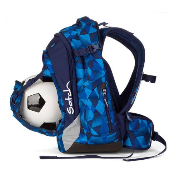 Satch – Skoletaske rygsæk - satch match - blue crush (30+5l.) på babygear.dk