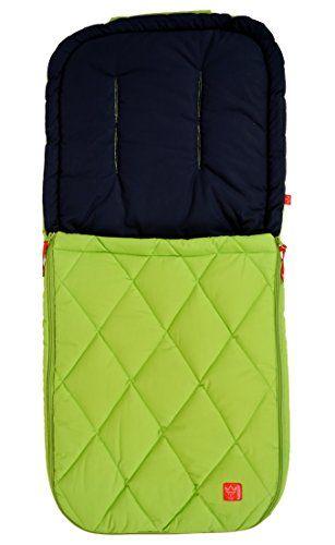 Sommer kørepose fra Kaiser - Nikky - Lime
