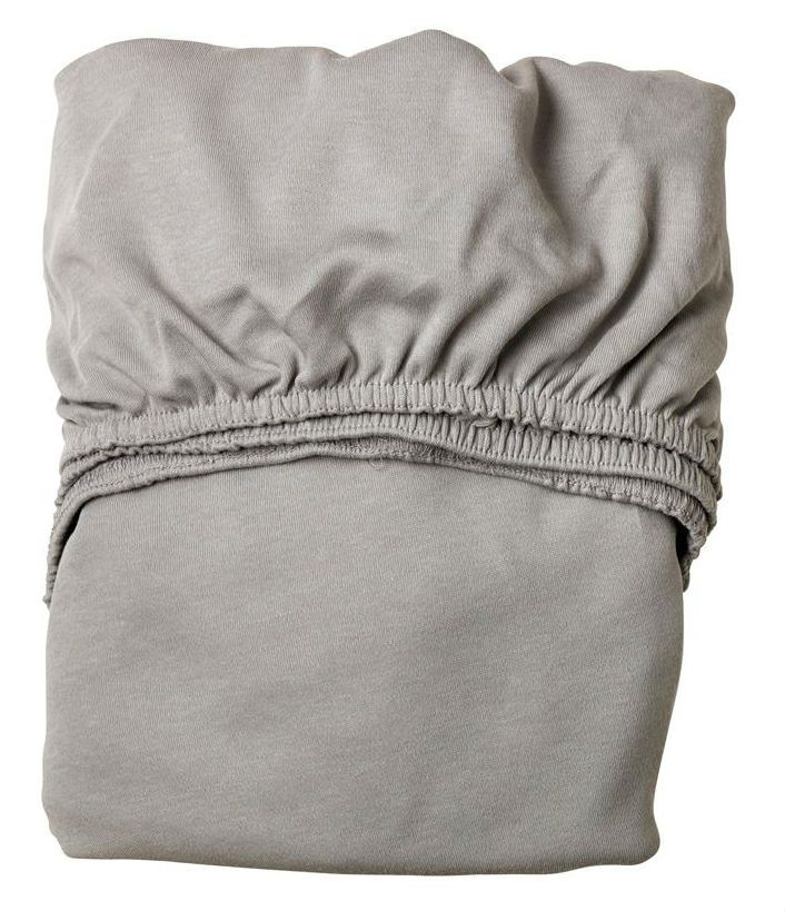 Image of   Lagen til babyseng fra Leander - Light Grey (2 stk)