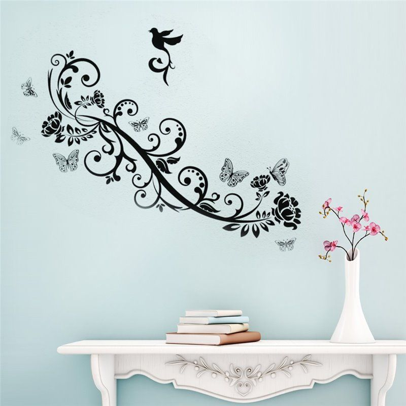 Image of   Wall sticker - Butt Vine