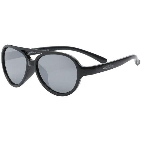 Image of Solbrille m. Flex Fit fra Real Shades - SKY - Black (SKYBLK)