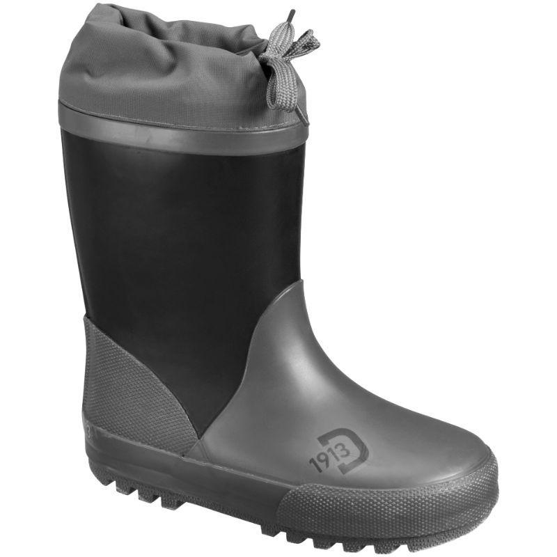Image of Forede gummistøvler fra Didriksons - Slush - Black (500656-060)