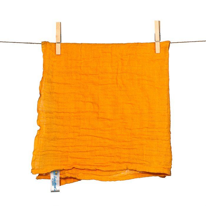 Image of   Stofble de luxe fra Snutten - Appelsin