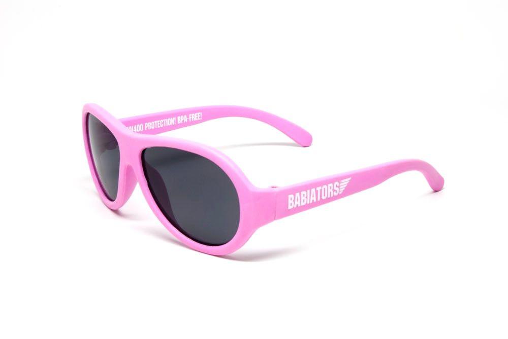 Image of   Solbrille fra Babiators - Lost & Found Garanti - Pink Princess