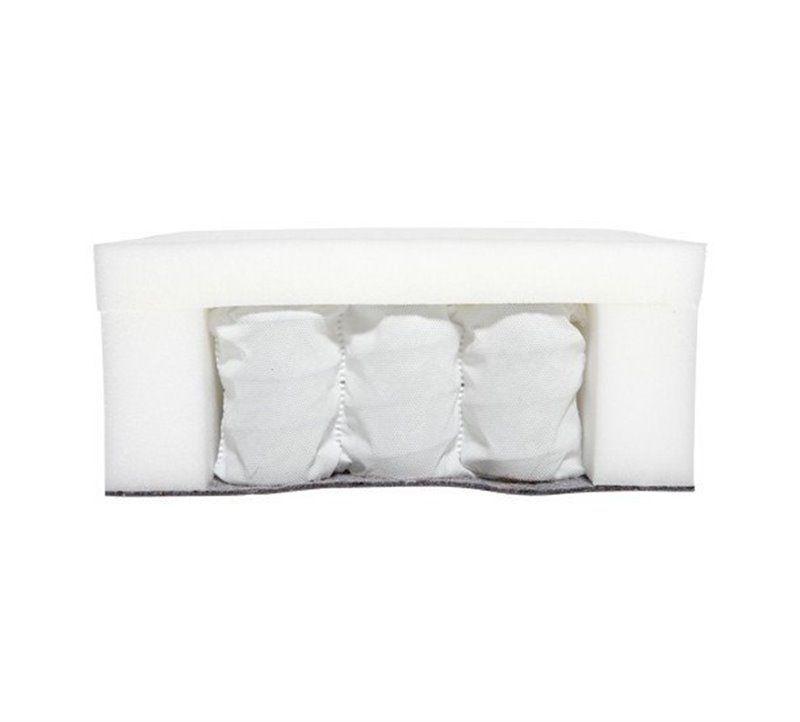 Billede af Springmadras med madrasbetræk fra Flexa (190 x 90)