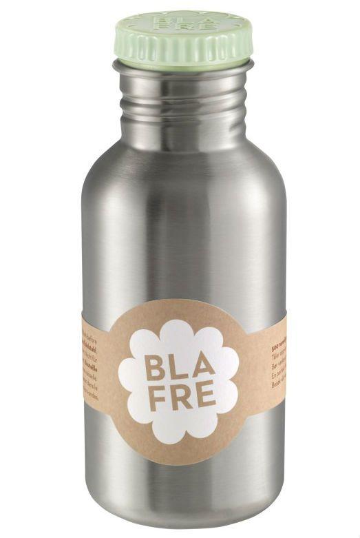 Image of   Drikkeflaske i rustfri stål fra Blafre (500 ml) - Lys grøn