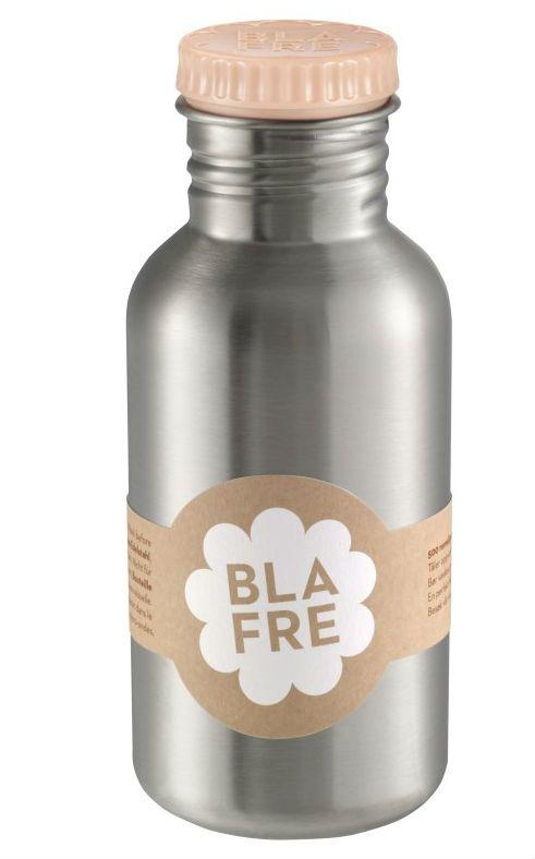 Image of   Drikkeflaske i rustfri stål fra Blafre (500 ml) - Peach