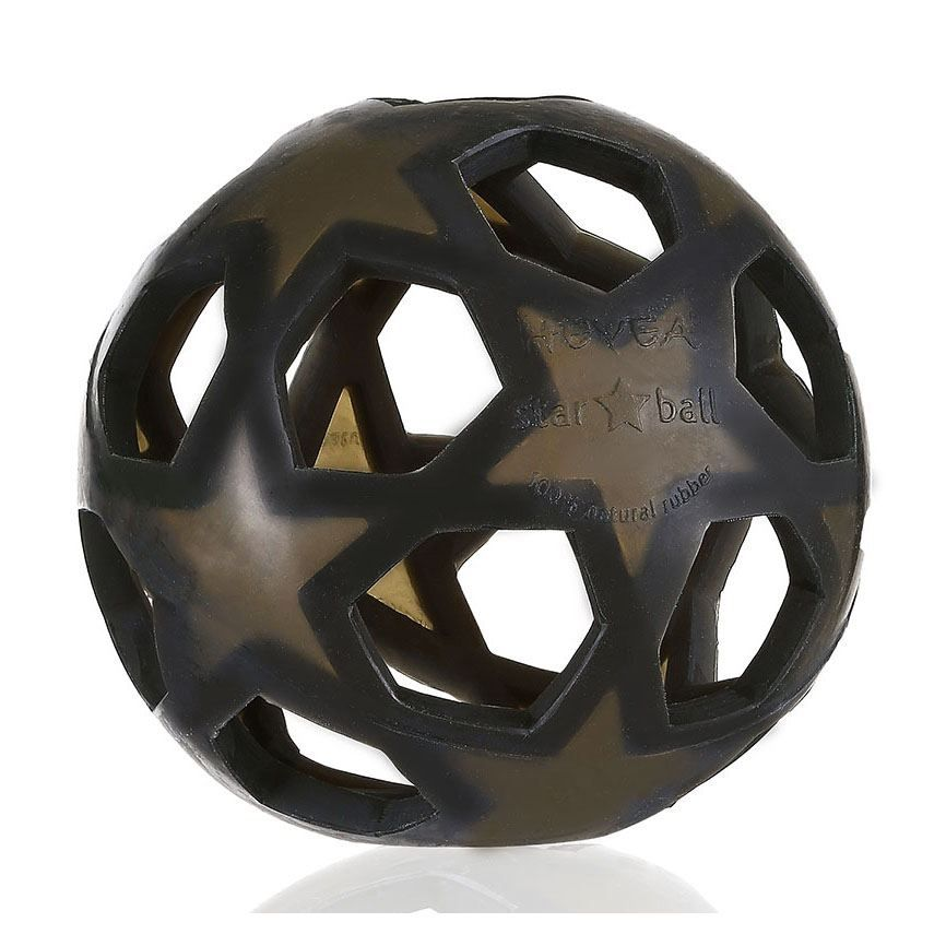 Star Ball fra Hevea - Charcoal