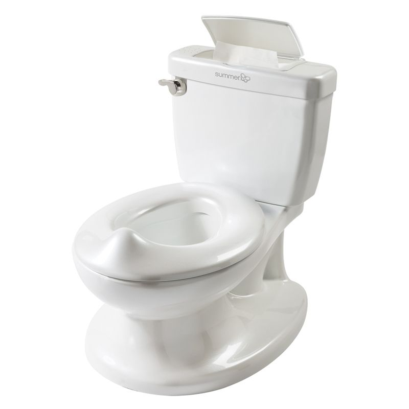 Image of Børnetoilet m. skyllelyd fra Summer Infant - My Size Potty (SMR-HYG05)