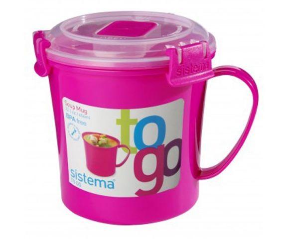 Kop til Suppe eller grød - Sistema-Pink
