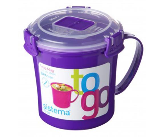 Kop til Suppe eller grød - Sistema-Lilla