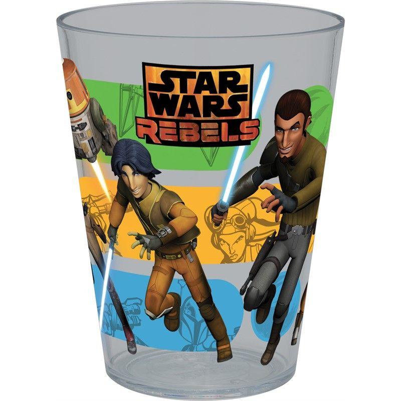 Image of Glas i akryl fra Trudeau - Star Wars Rebels (7-5182310)