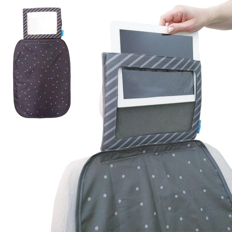 Image of Bagsædespejl, sædebeskytter og tabletholder 3-i-1 fra Taf Toys (TAF-SAF01)