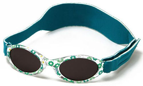 Image of   Solbrille - RKS My First Shades - Teal Daisy