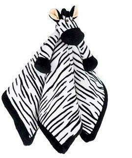 Sutteklud fra Teddykompaniet - Diinglisar - Zebra