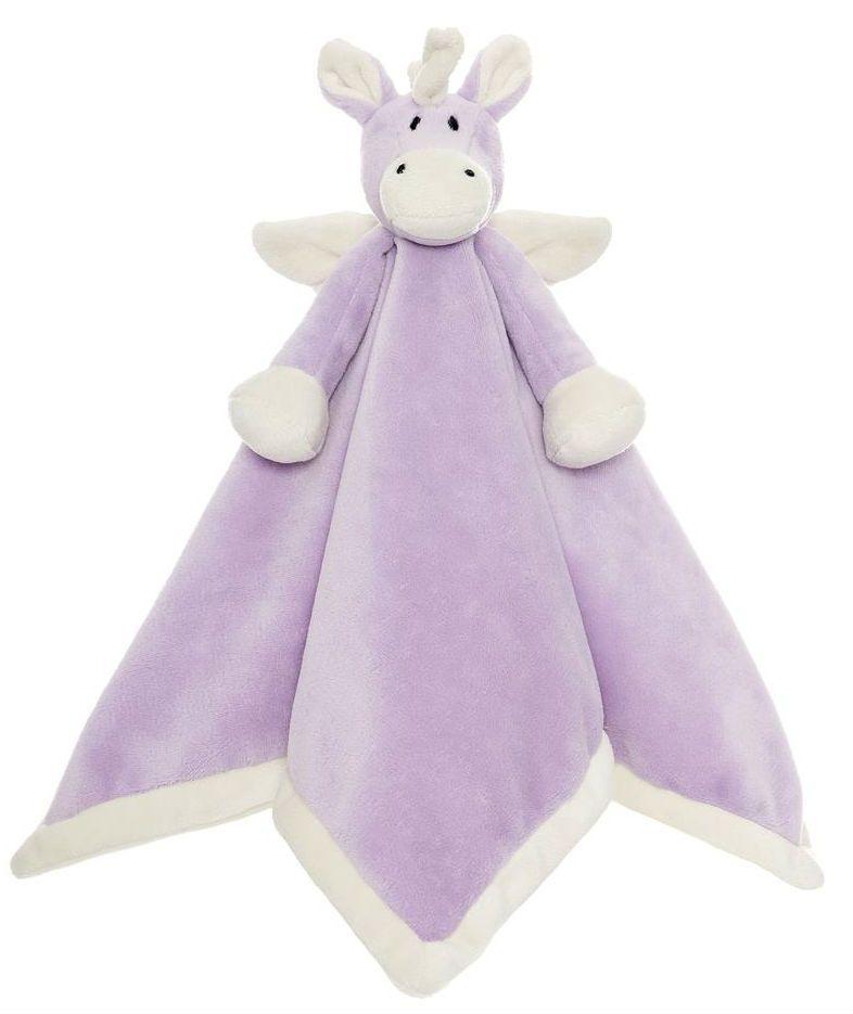 Sutteklud fra teddykompaniet - diinglisar - enhjørning fra Teddykompaniet fra babygear.dk