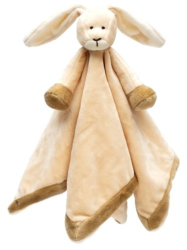 Sutteklud fra teddykompaniet - diinglisar - kanin fra Teddykompaniet fra babygear.dk
