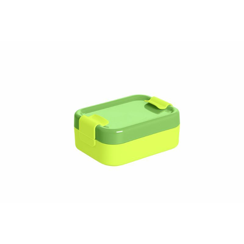 Image of   Medium madbeholder - HILO 1/2 Lunch box - Grøn
