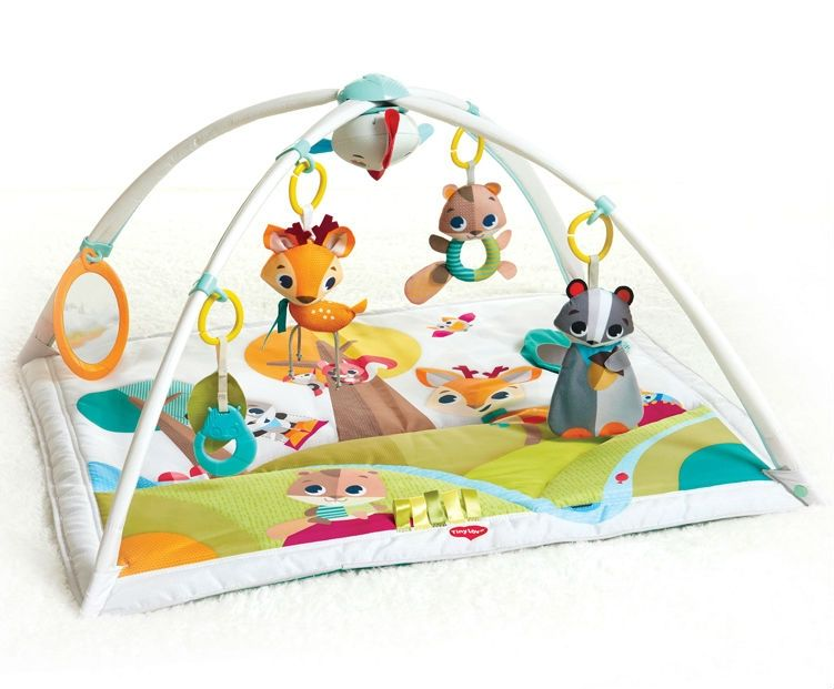 Image of   Aktivitetstæppe fra Tiny Love - Deluxe Gymini Into The Forest Gym