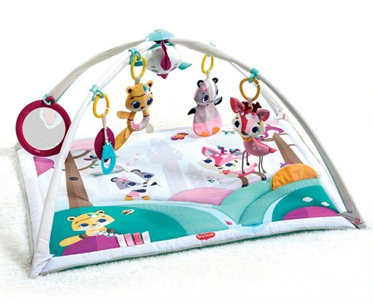 Aktivitetstæppe fra Tiny Love - Deluxe Gymini Tiny Princess Tales Gym