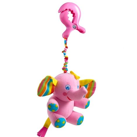 Image of   Legetøj til ophæng fra Tiny Love - Elsie Elephant