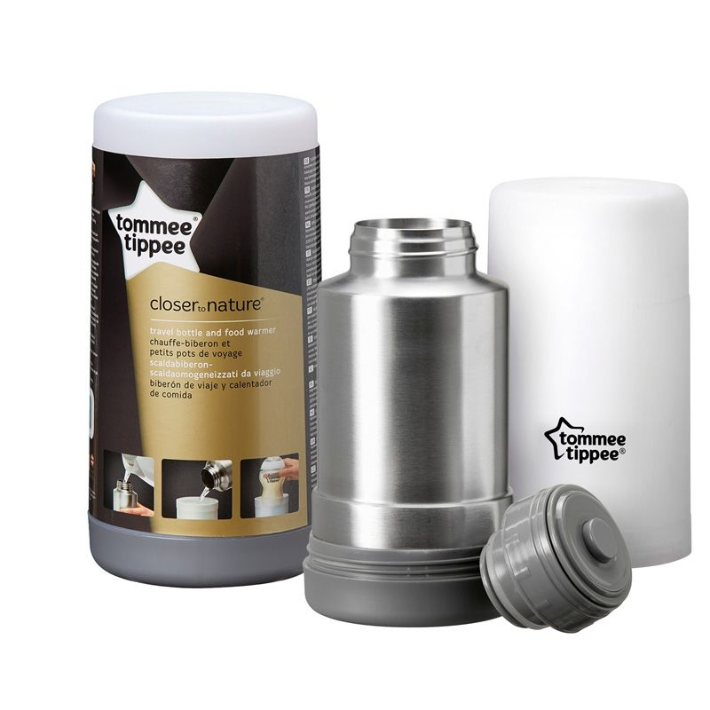 Image of Flaskevarmer fra Tommee Tippee - Travel Food and Bottle Warmer (CTN-FED15)