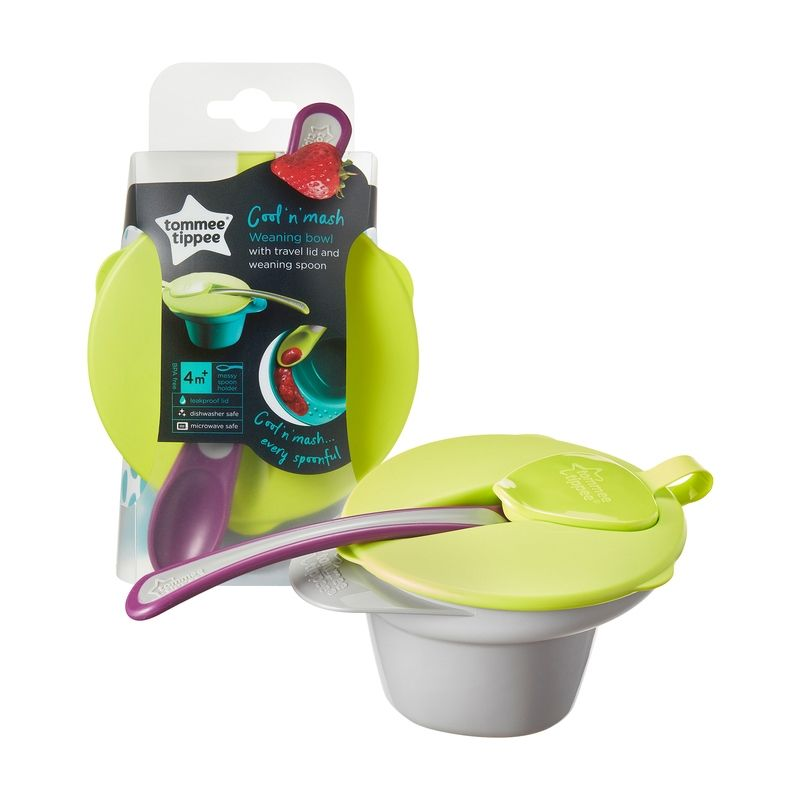 Image of Cool & Mash Bowl fra Tommee Tippee (4m+) (TT-FED13)