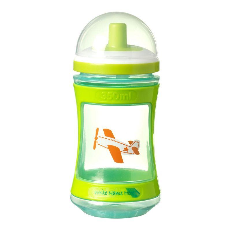 Image of Drikkeflaske fra Tommee Tippee Discovera (12+) - Blå/Lime (CTN-FED46_lime)