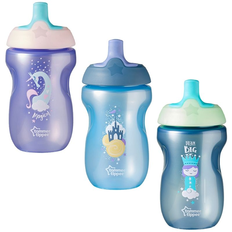 Image of   Tommee Tippee drikkeflaske - Explora Sports Bottle (12m+)