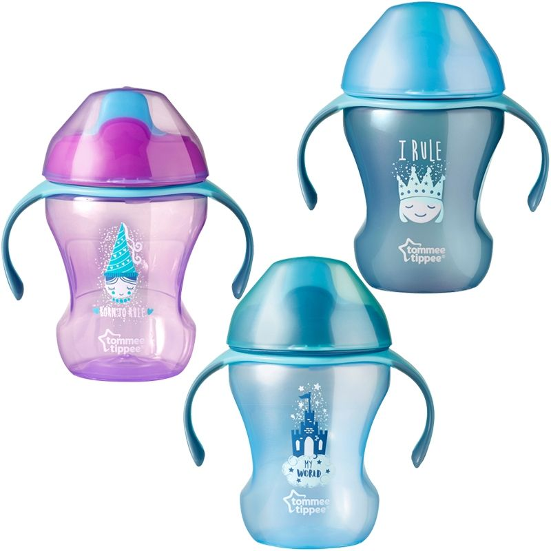 Image of   Trainer Cup fra Tommee Tippee - Fairytale - Spildfri (7m+)