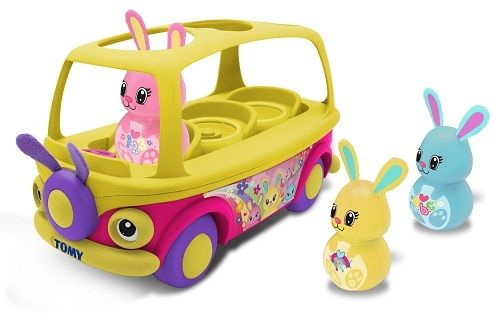 Image of Bus fra Tomy - Singn Learn Bunny Bus (TMY-TOY20)