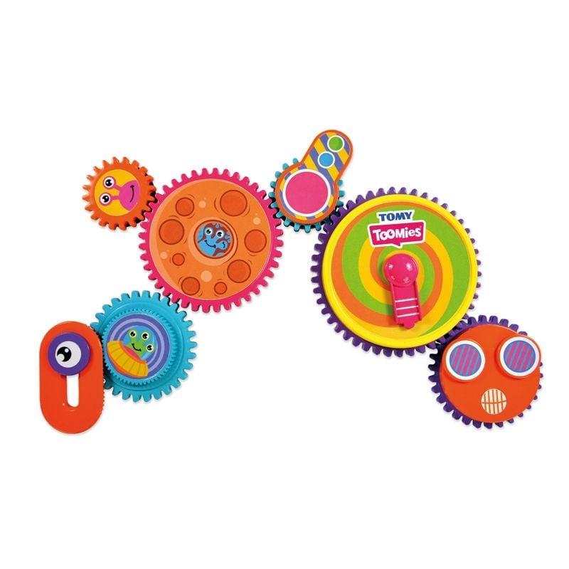 Image of Magnetlegetøj fra Tomy - Gearation Magnets (TMY-TOY05)