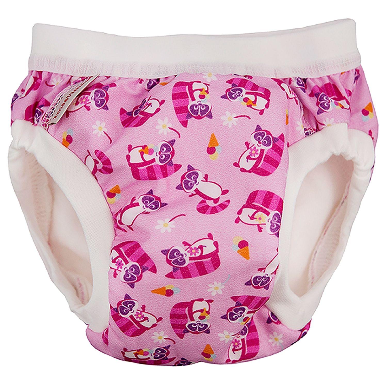 Image of Training pants fra ImseVimse - Pottetræning - Pink Racoon (4669x26)