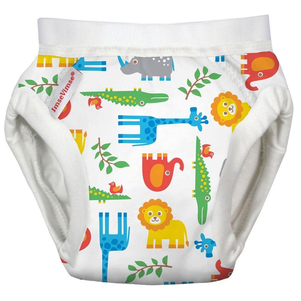 Imsevimse – Training pants fra imsevimse - pottetræning - zoo på babygear.dk
