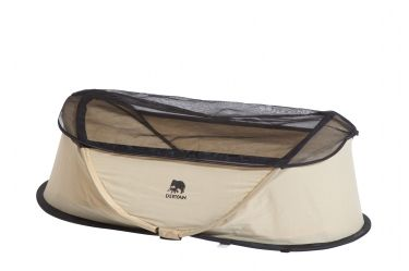 Image of Rejseseng - Deryan Travel Cot Infant Box (TcibKhaki)