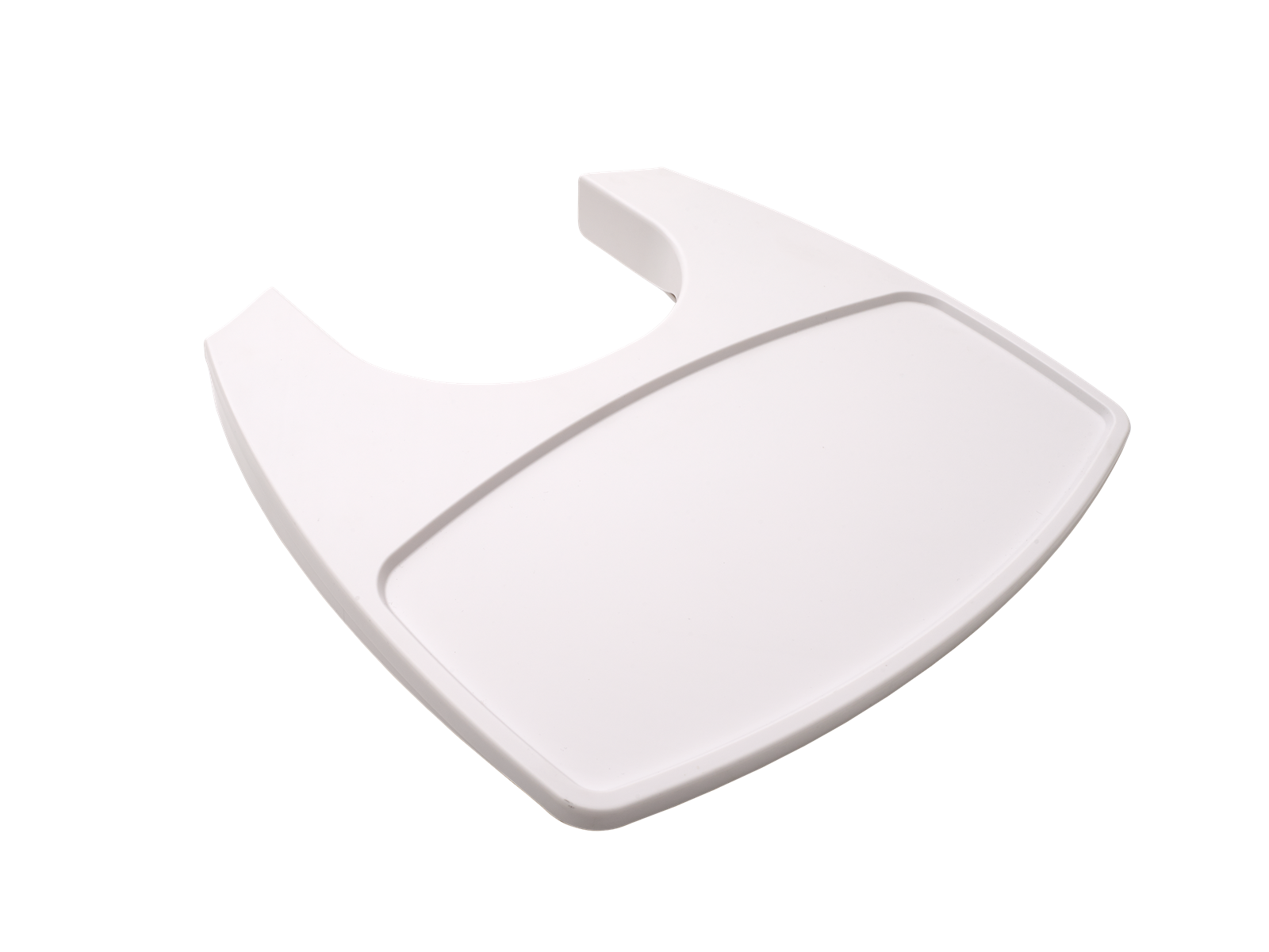 Image of Bakke til højstol, Hvid fra Leander (305500-03)