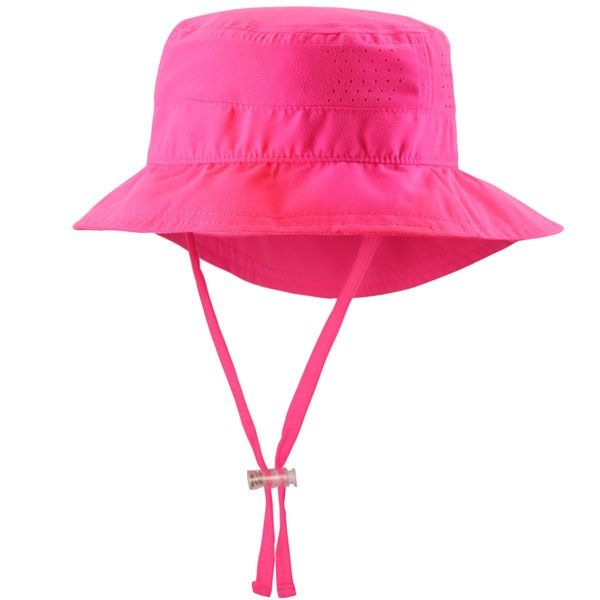 Image of   Solhat fra Reima - Tropical - Neon pink (UV50+)
