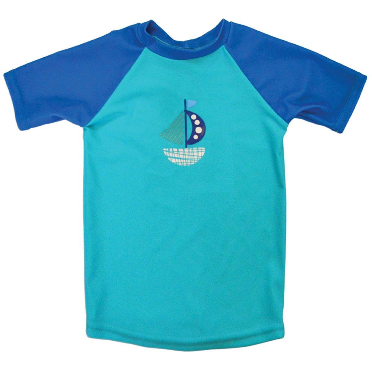 Image of   UV trøje fra Splash About - Korte ærmer - Set Sail