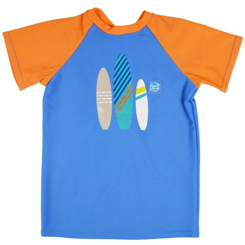 Image of UV t-shirt fra Splash About - Surfs Up (UVRSSU)