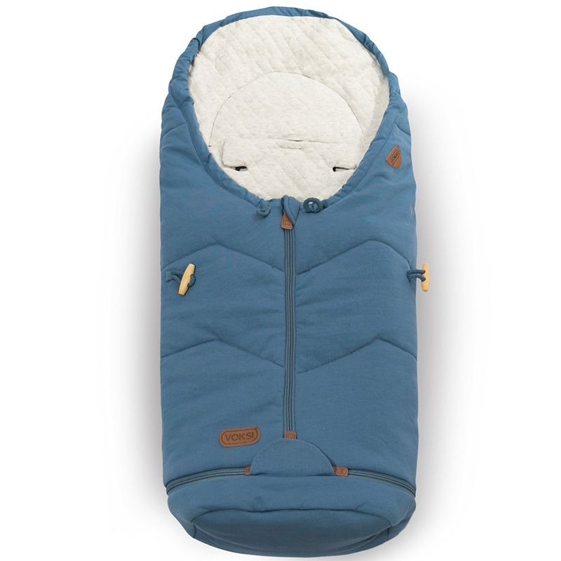 Voksi Move Light babykørepose - Blue