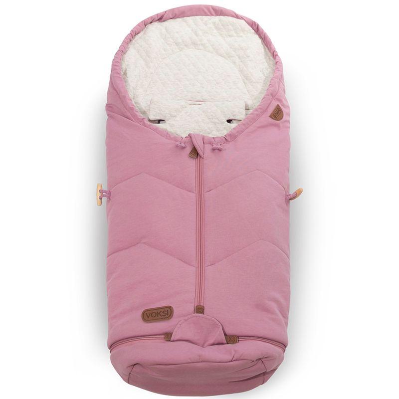 Voksi Move Light babykørepose - Light Pink