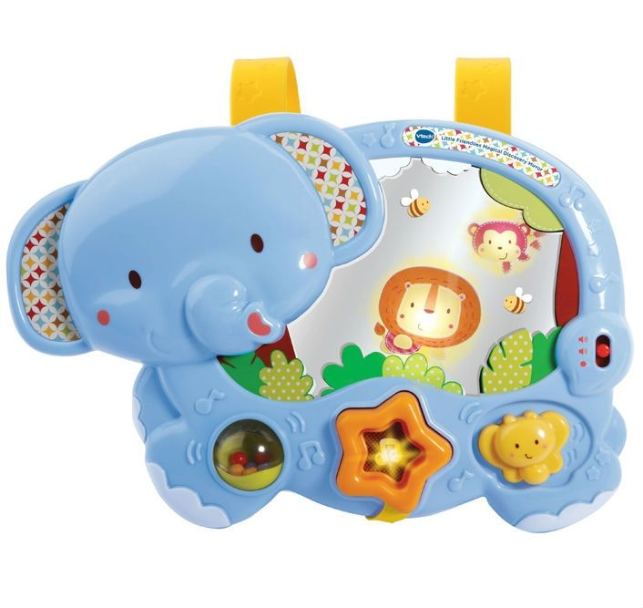 Image of Aktivitetsspejl fra VTech - Little Friendlies Magical Discovery Mirror (VTC-MOB02)