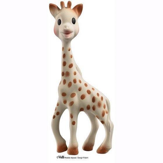 Vulli Sophie giraf fra vulli (18 cm) fra babygear.dk