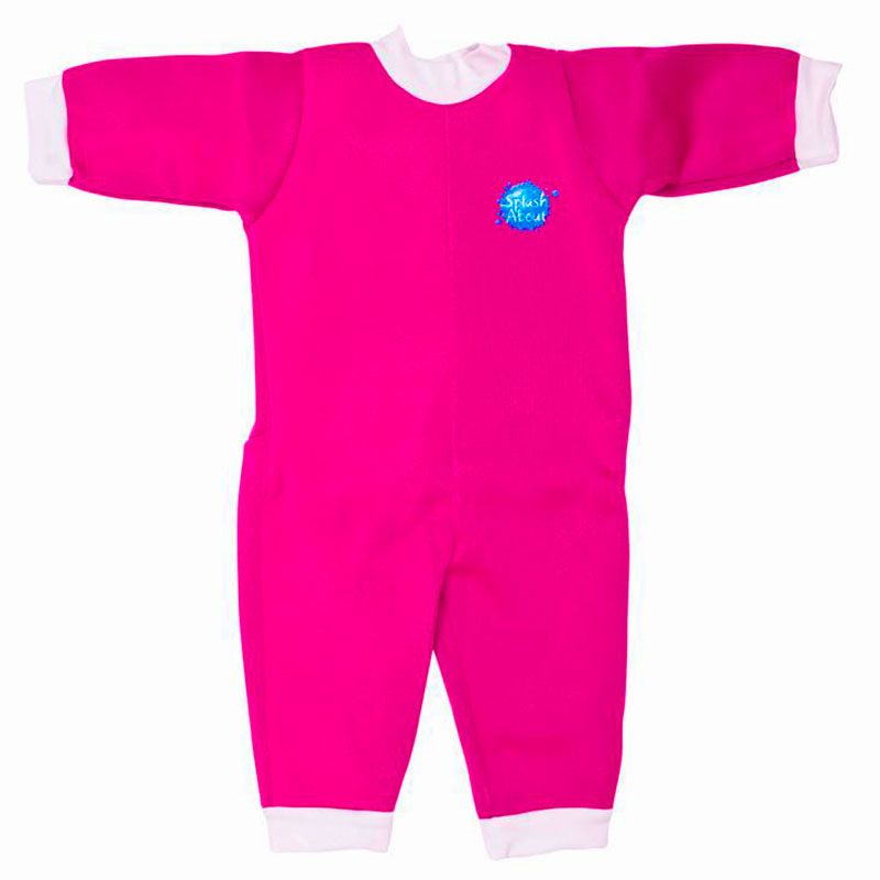 Image of Våddragt fra Splash About - Baby - Warm In One - Pink (WIOP)