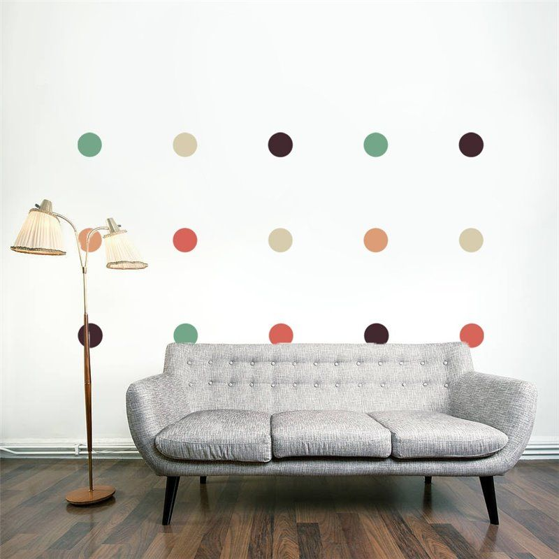 Image of   Wall sticker - dots