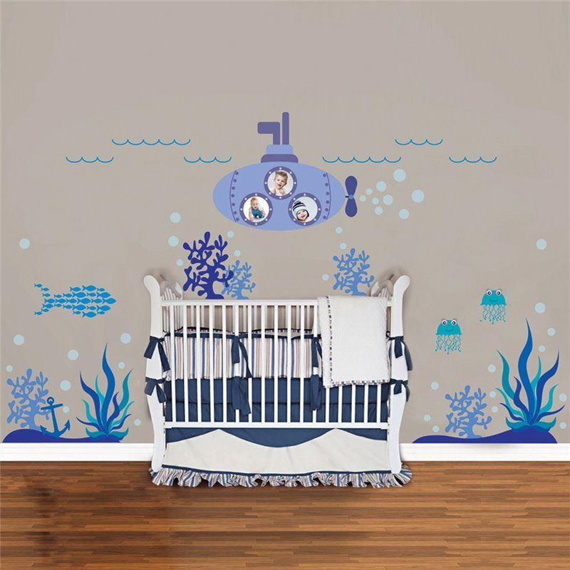 Image of   Wall sticker - Ocean World