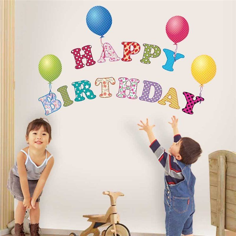 Image of   Wall sticker - Magic 59 Letters