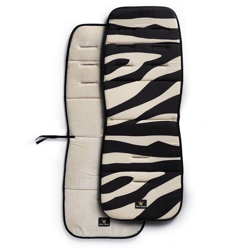 Image of CosyCushion Klapvognspude - Elodie Details - Zebra Sunshine (7350041677819)